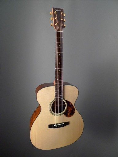Wes Lambe Guitars Jumbo 000 Acoustic Guitar