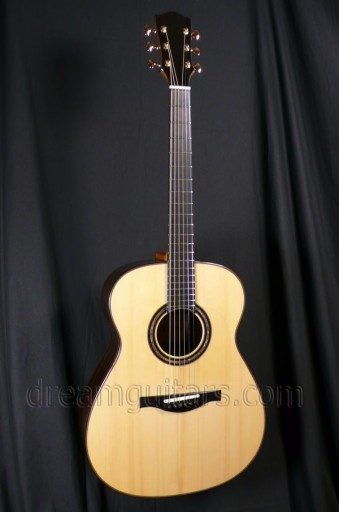 Hiro Ebata Guitars D Acoustic Guitar