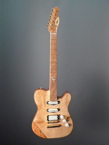 Soderlund Guitars Africaster Electric Guitar