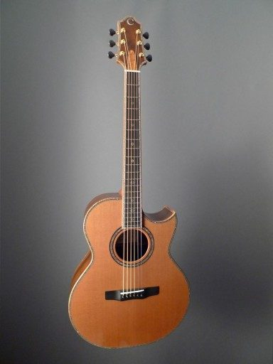 Charis (Bill Wise) SJ Acoustic Guitar
