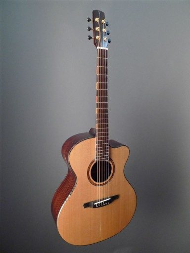 Everett Catalina L Deep Body Acoustic Guitar