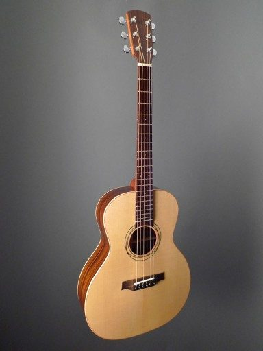 Dunwell Guitar Serenade Double Top Acoustic Guitar