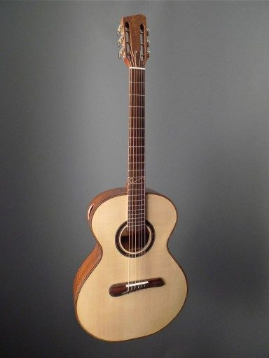 Ensor Guitars Concert Acoustic Guitar