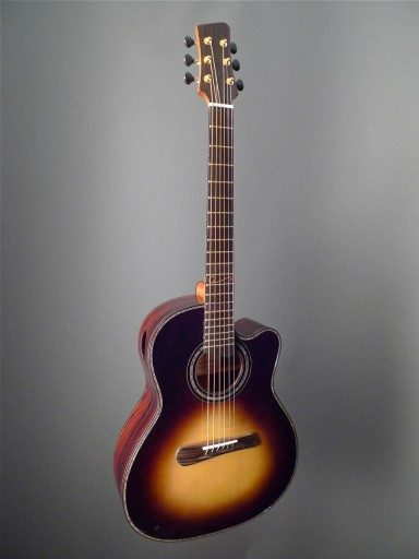 Ensor Guitars The Auditorium Acoustic Guitar