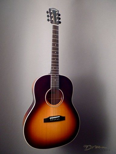 Avalon Guitars D300A Sunburst Acoustic Guitar