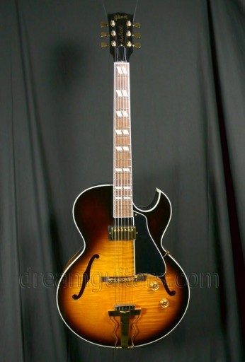 Gibson Guitars ES-165 Herb Ellis Signature Archtop Guitar