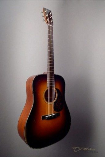 Merrill C-18 Custom Relic Acoustic Guitar