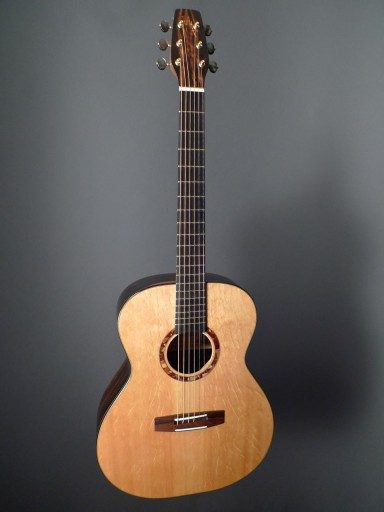 Muiderman Steel String Acoustic Guitar