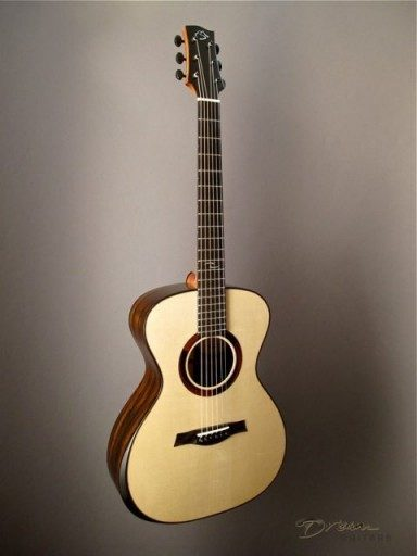 Mountain Song Guitars (Ken Jones) Odalisque Acoustic Guitar