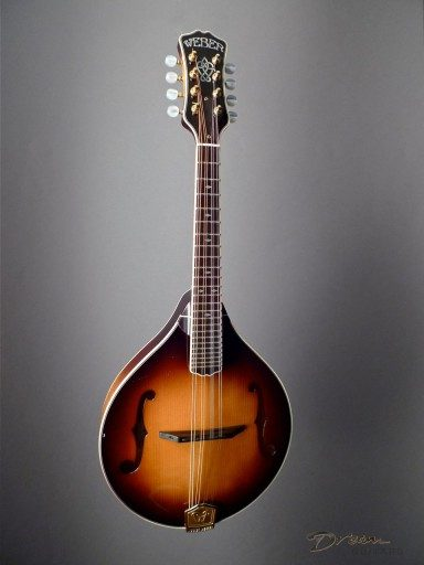 Weber Beartooth A Style With F-Holes Mandolin