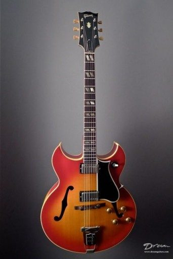 Gibson Barney Kessel Archtop Guitar