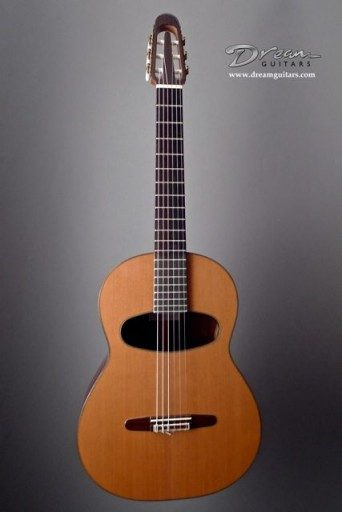 Audirac, Gerard Cathedrale Classical Guitar