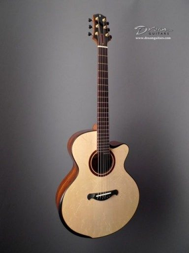 Bamburg SJ Double Top Acoustic Guitar