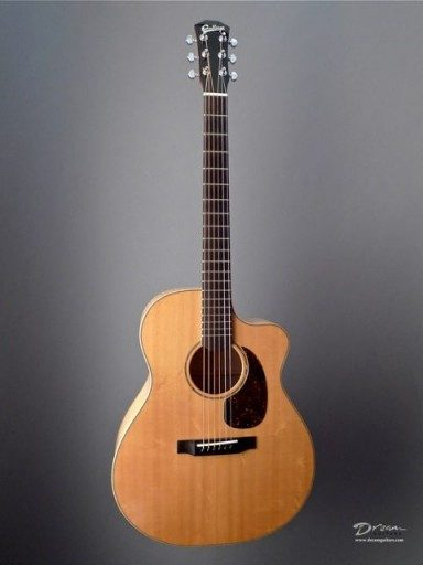 Galloup Northernlights Acoustic Guitar