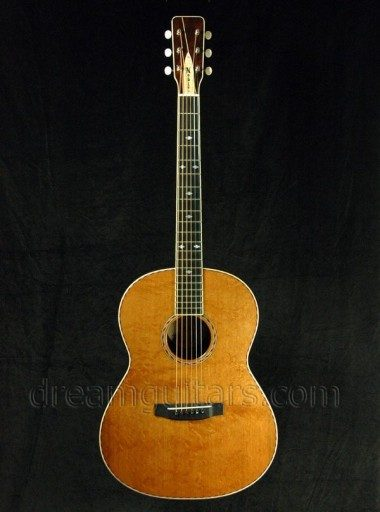 Roy Noble Custom Guitars Grand Concert Acoustic Guitar