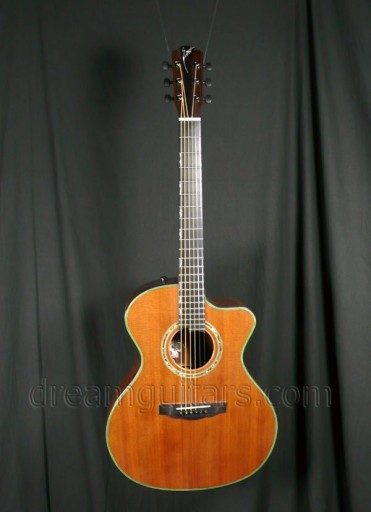 Everett Guitars Celona Acoustic Guitar