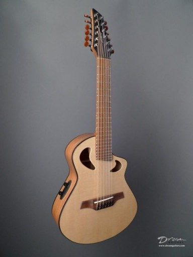 Veillette Guitars Gryphon 12 String Acoustic Guitar