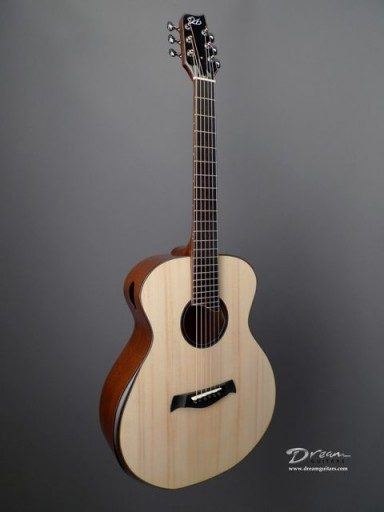 Woolson Soundcraft SIG Model Acoustic Guitar