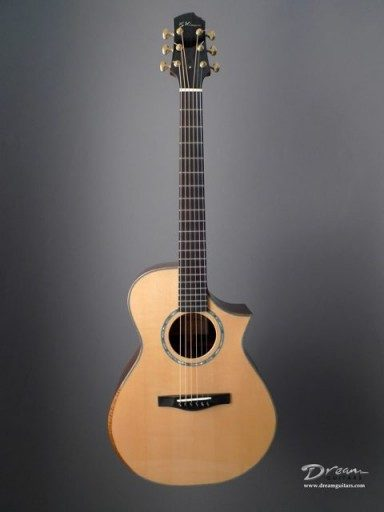 Kathy Wingert Guitars Acoustic E Acoustic Guitar