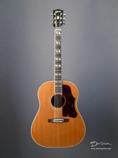 Gibson Guitars Country Western SJ Acoustic Guitar