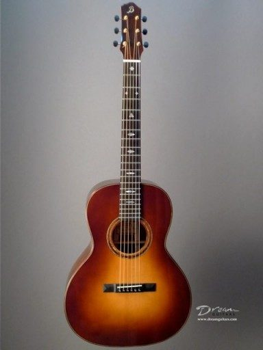 Beneteau Guitars Dream Series Nick Lucas Acoustic Guitar