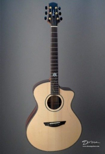 Simpson Guitars Grand Auditorium Acoustic Guitar