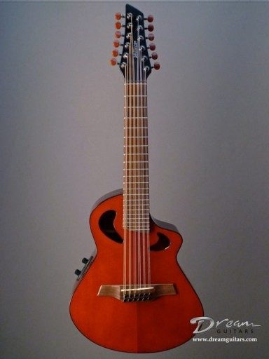 Veillette Guitars Gryphon 12-String Acoustic Guitar