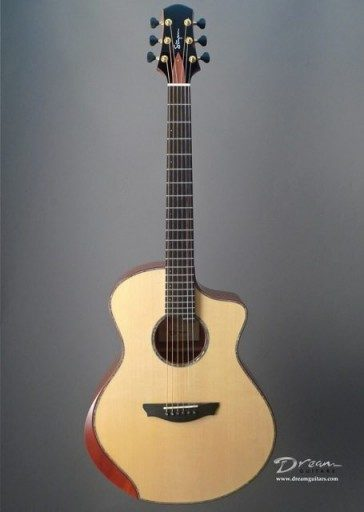 Simpson Guitars Grand Auditorium Dream Series Acoustic Guitar