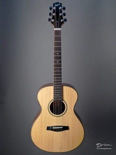 Leach Guitars Cremona Acoustic Guitar
