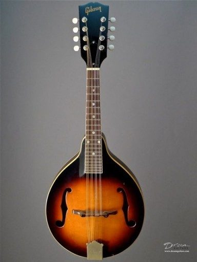 Gibson Guitars A-50 Mandolin