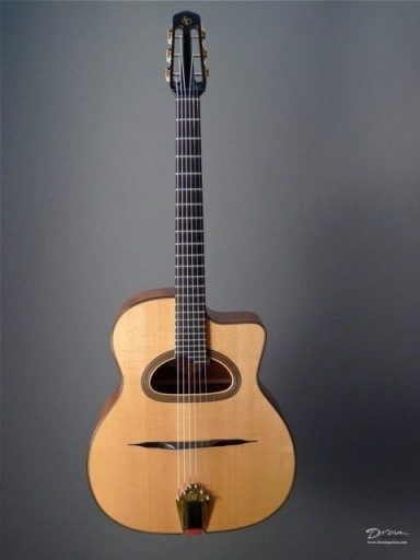 Park Elan 14 Acoustic Guitar
