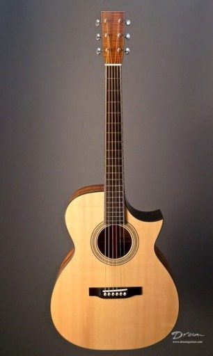 Circa Guitars OM Acoustic Guitar