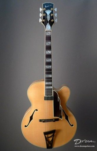Andersen Stringed Instruments Emerald City Archtop Guitar