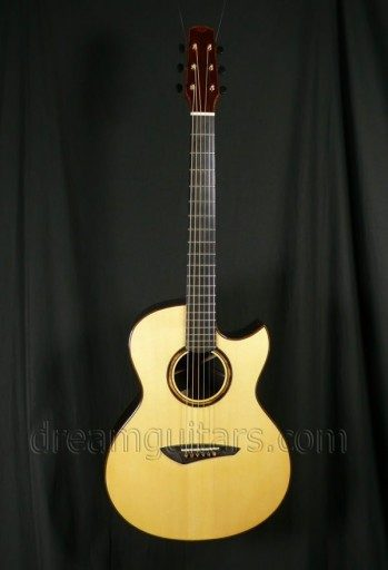 Bashkin Guitars Bellazza GC Acoustic Guitar