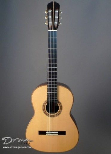 Monrad Guitars Classical Classical Guitar