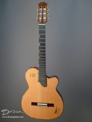 Kirk Sand Nylon Classical Guitar