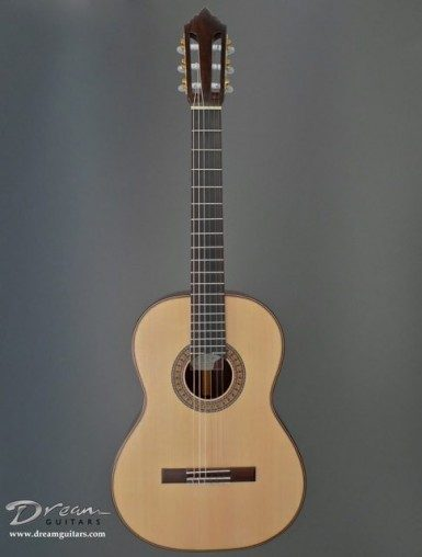Moreira Guitars Santos Classical Guitar