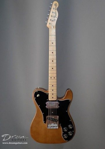 Fender Guitars Telecaster Custom Electric Guitar