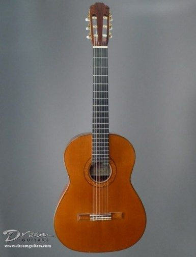 Thomas Humphrey Guitars Millennium Classical Guitar