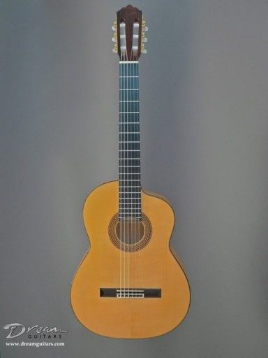 Robert Ruck Guitars Flamenco Cutaway Flamenco Guitar