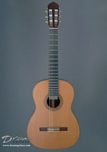 Edgar M枚nch Concert Classical Guitar