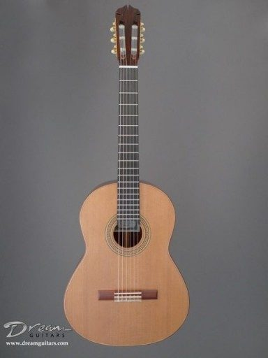 Redgate Lattice Braced Classical Guitar
