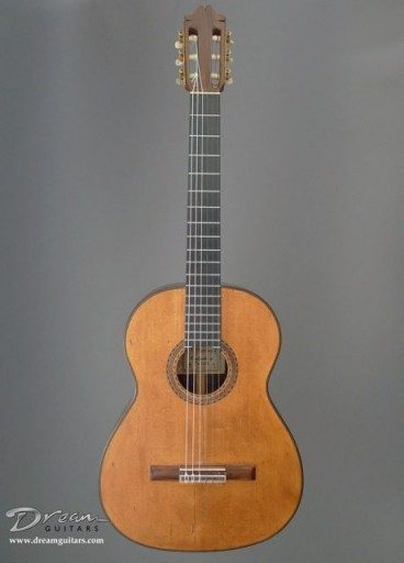 Mattingly Concert Classical Guitar