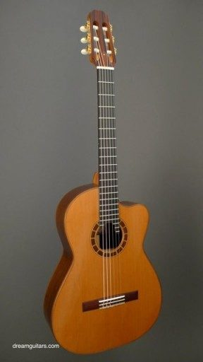 Cervantes Guitars Concert Crossover 1 Classical Guitar