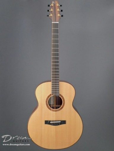 McCollum Guitars Baritone Acoustic Guitar