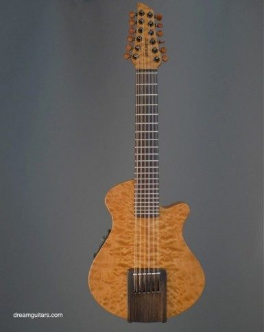 Veillette Guitars Gryphon Electric Guitar