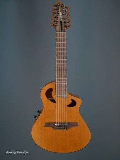 Veillette Guitars Gryphon Acoustic Guitar