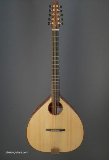 NKForster Guitars Bouzouki Aaron Jones