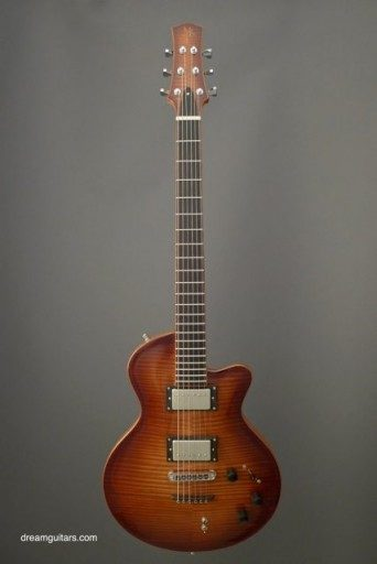 Myka Guitars Classic Electric Electric Guitar