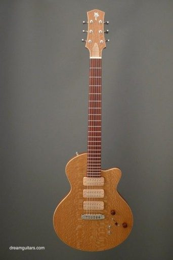 Myka Guitars Classic Jr. Electric Guitar